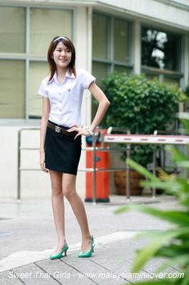 thai girls university
