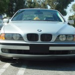 BMW Impounded Cars