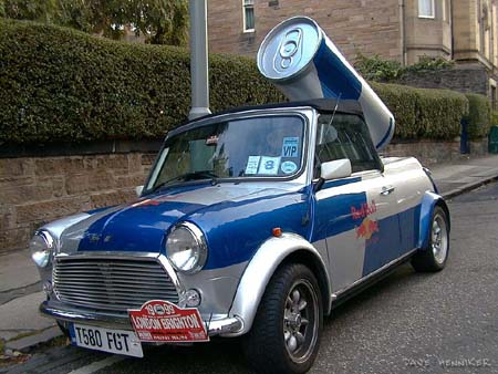 Pimped Out Classic Mini Cooper Cars
