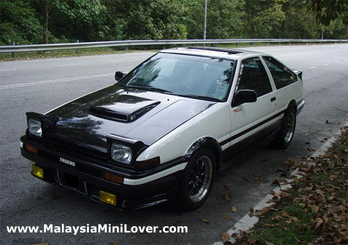 toyota trueno ae86 for sale. Black Bedroom Furniture Sets. Home Design Ideas