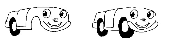 draw car wheels