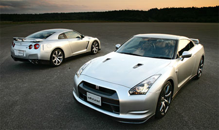 Nissan Skyline GTR 35