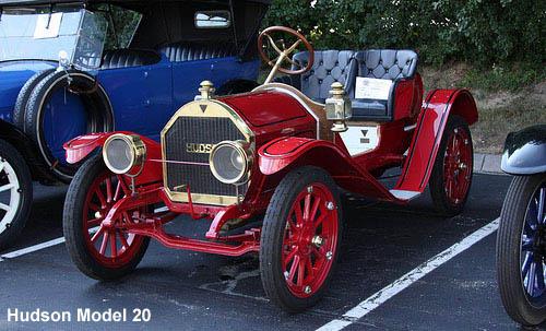 Hudson classic cars