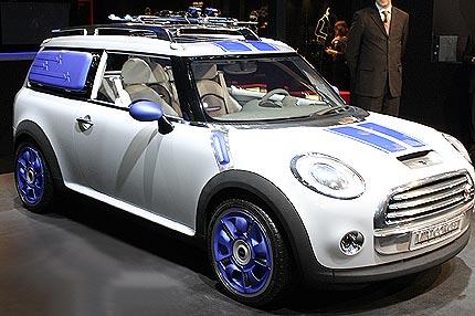 2006 Mini concept Detroit