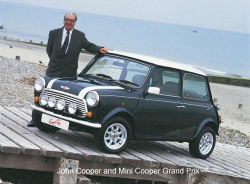 Mini Cooper Grand Prix