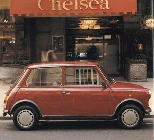 Mini Chelsea