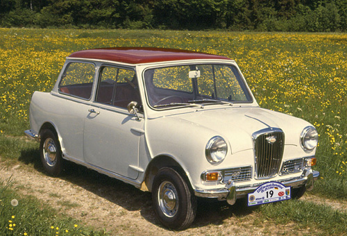 Mini Wolseley Hornet