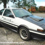 Toyota Trueno AE86 For Sale