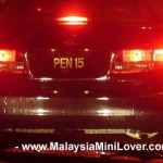 Top 10 funniest car registration plates