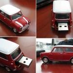 Mini Mini Cooper Flash Drives