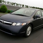 Honda Civic Hybrid battery replacement