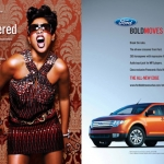Ford edge commercial song