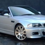 2005 BMW M3 convertible owners manual