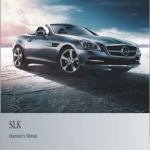 Mercedes-benz slk owners manual