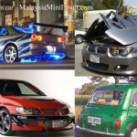 Customize a car