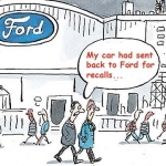 Ford motor company longest recalls