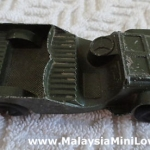 Antique 1952 Jeep Toy Car