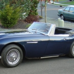 Austin Healey Replica Kit Car