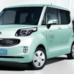 Kia Ray EV launched: Korean's first electric car