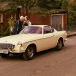 Volvo P1800: An iconic car that may be forgotten