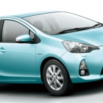 Toyota Aqua launched in Japan as the smallest Toyota's hybrid