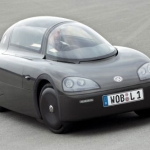 Volkswagen 1-litre: $600 dollars car for 258 mpg