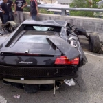 Exotic car accidents in Malaysia