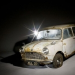 Rusty Mini sold at auction for £40,250