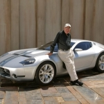 Goodbye Carroll Shelby, we will be missing you