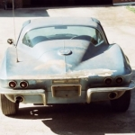 Neil Armstrong&#8217;s 1967 Corvette Sting Ray for sale &#8211; Once owned by the first man on the moon