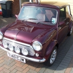 Mulberry Red Mini 40