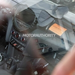 Spotted: The interior of new MINI F56 (2013)