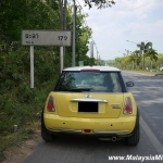 Drive to Thailand: In A MINI Cooper