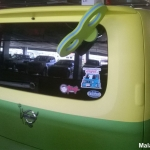 A Customized Nissan Cube
