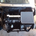 MK1 Mini with Toyota 4AGE Engine