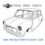 <b>Classic Mini Car Body Parts</b>