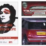 <b>Madonna American Life Mini Cooper S</b>