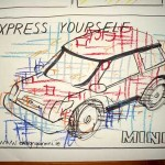 <b>Cartoon Cars Drawn</b>