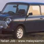 Mini Italian Job