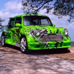 <b>Pimped Out Classic Mini Cooper Cars</b>