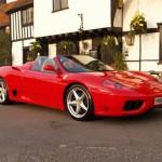 <b>Ferrari 360 spider</b>