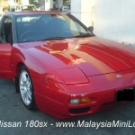 <b>Nissan 180SX for sale</b>