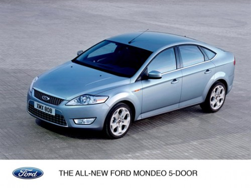 Ford Mondeo 5-door