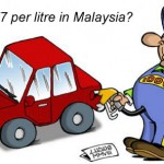 <b>Where to put RM1.77 per litre petrol in Malaysia</b>