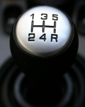 manual gear knob