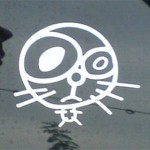<b>Volcom car stickers</b>