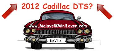 2012 Cadillac DTS