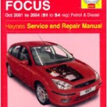 <b>Ford Focus repair manual</b>