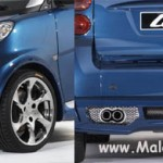 <b>Smart car body kits</b>