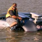 <b>Bugatti Veyron accident</b>